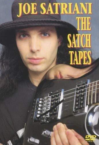 Joe Satriani : The Satch Tapes (1992) de Epic