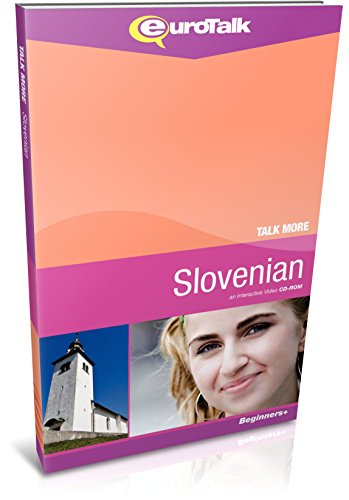 Talk More Slovenian : Interactive Video CD-ROM - Beginners [import anglais] de EuroTalk Limited