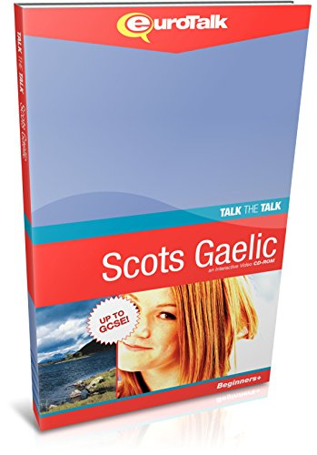 Talk The Talk Scots Gaelic : Interactive Video CD-ROM - Beginners + [import anglais] de EuroTalk Limited