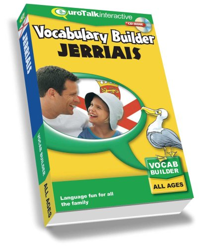 Vocabulary Builder Jerriais : Language fun for all the family - All Ages [import anglais] de EuroTalk Limited