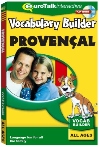 Vocabulary Builder Provençal : Language fun for all the family - All Ages [import anglais] de EuroTalk Limited