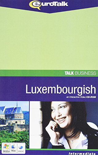 Talk Business luxembougeois de EuroTalk