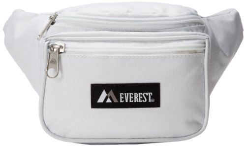 Everest Sac banane Signature - Standard, blanc (Blanc) - 044KD-WHT de Everest