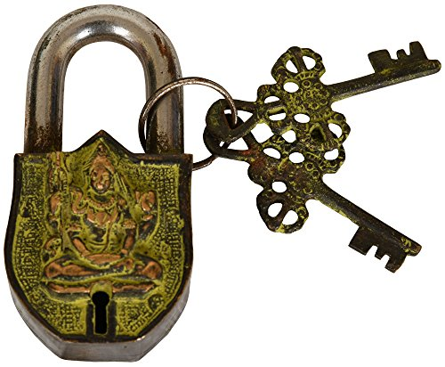 Exotic India Zci14 Lord Shiva Lock de Exotic India