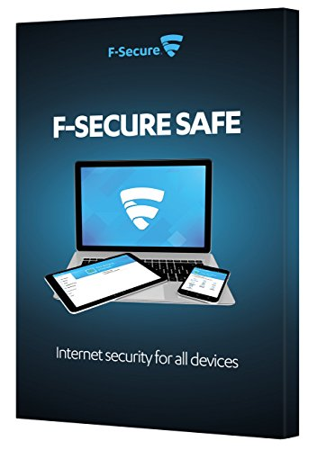 SAFE 2015 (1 an, 3 appareils) de F-Secure