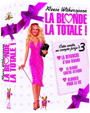 La Blonde : La totale ! de FOX PATHE EUROPA