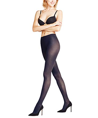 en taille xL Widmann Striped Pantyhose Collants Cartonn/é Violet//Noir