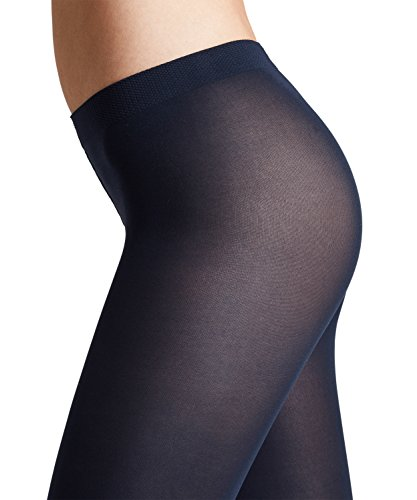aef260e51eb FALKE Cotton Touch Collants Femme NA Gris (Anthramix 3499) 40 (Taille  fabricant
