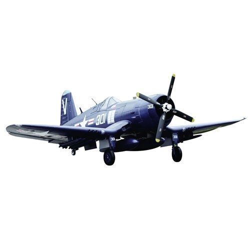 Corsair F4U blue 1400mm Version 3 FMS PNP de FMS