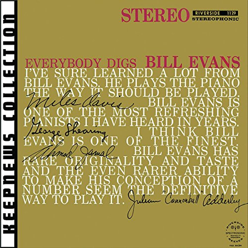 Everybody Digs Bill Evans de Fantasy Concord