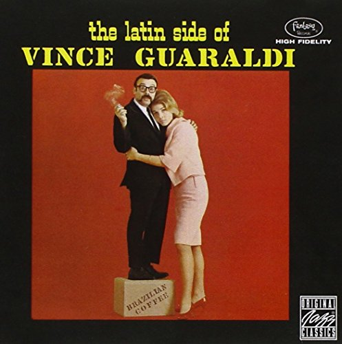 The latin side of vince guaral de Fantasy Concord