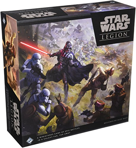 Fantasy Flight Games SWL01 FFGSWL01 Ensemble Star Wars Legion de Fantasy Flight Games