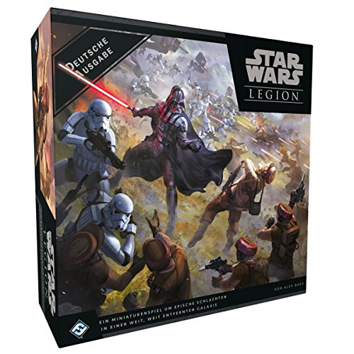 Fantasy Flight Games ffgd4600 Star Wars : Légion – Raison Jeu de Fantasy Flight Games