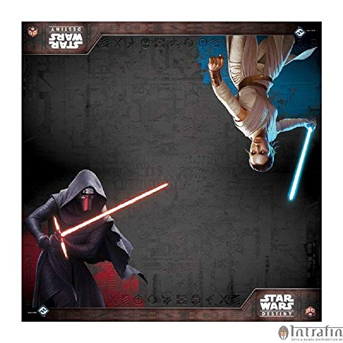 Star Wars Destiny Awakenings Two-Player Playmat de Fantasy Flight Games
