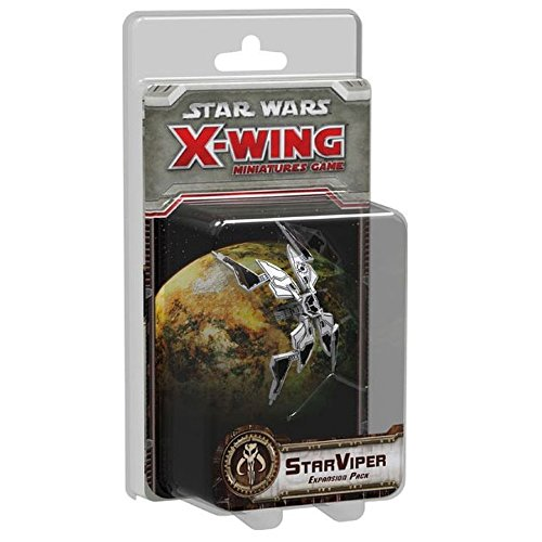 Star Wars X-Wing Miniatures - Starviper Expansion Pack de Fantasy Flight Games
