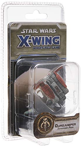 Fantasy Flight Games Star Wars: X-Wing - Quadjumper Expansion de Fantasy Flight Games