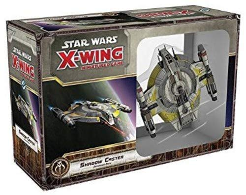 Fantasy Flight Games Star Wars: X-Wing - Shadow Caster de Fantasy Flight Games