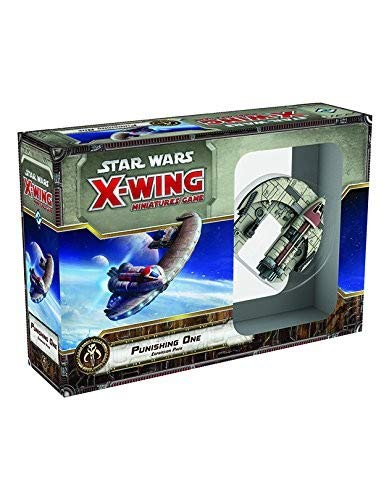 Star Wars: X-Wing - Punishing One de Fantasy Flight Games