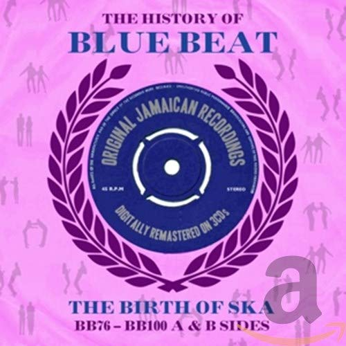 History of Blue Beat-Bb76-Bb100 de Fat Cat