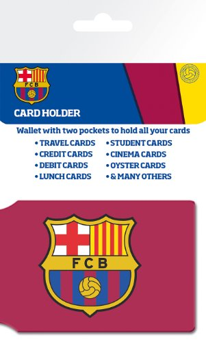 GB Eye LTD, Barcelona, Crest, Porte Carte de Fc Barcelone