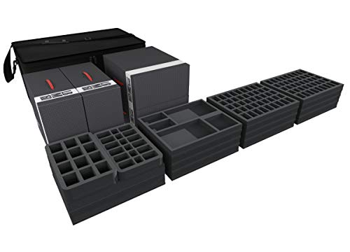 Transporter for more than 500 Zombicide figures and accessories de Feldherr