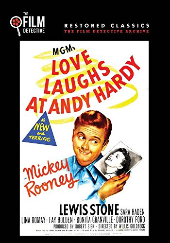 Love Laughs at Andy Hardy [Import italien] de Film Detective