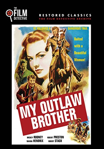 My Outlaw Brother [Import italien] de Film Detective