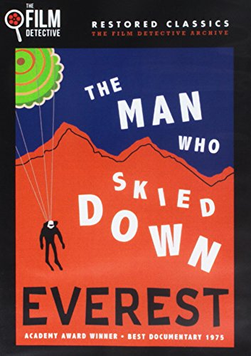 The Man Who Skied Down Everest [Import italien] de Film Detective