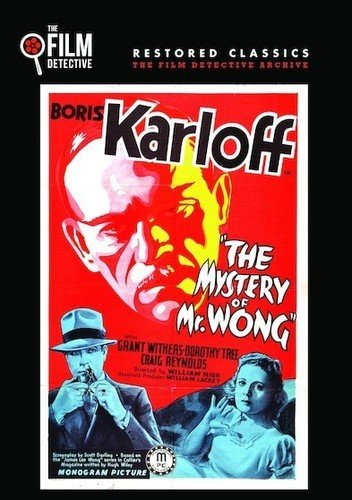The Mystery of Mr. Wong [Import italien] de Film Detective