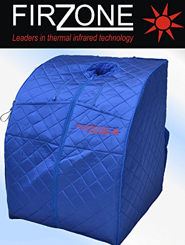 Firzone Portable sauna infrarouge Tourmaline Pro de Firzone
