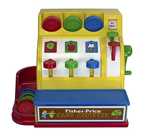 Fisher Price - 33722 - Caisse Enregistreuse de Fisher Price