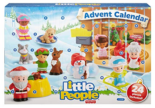Fisher-Price Little People Advent Calendar de Fisher-Price