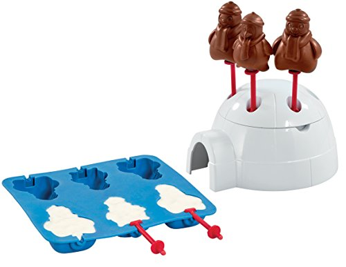 Kit de Fabrication de Glaces au Yaourt nappées de Chocolat (Choc Ice) Mr Frosty de cool create