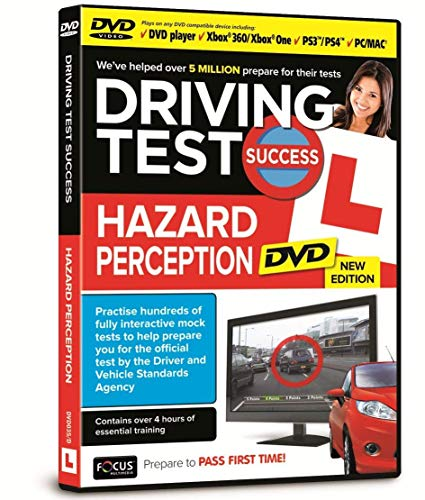 Driving Test Success Hazard Perception New Edition [import anglais] de Focus