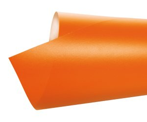 FOLIATEC 32117 Carwrapping Film Orange Mat de Foliatec