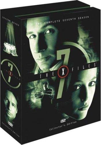 The X Files : Intégrale Saison 7 - Coffret 6 DVD de Fox Pathé Europa