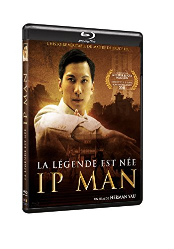 Ip man [Blu-ray] de France Televisions Distribution