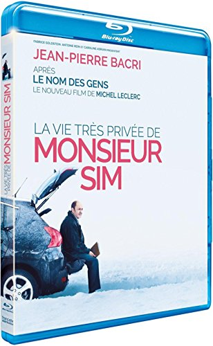 LA VIE TRES PRIVEE DE MR SIM [Blu-ray] de France Télévisions Distribution