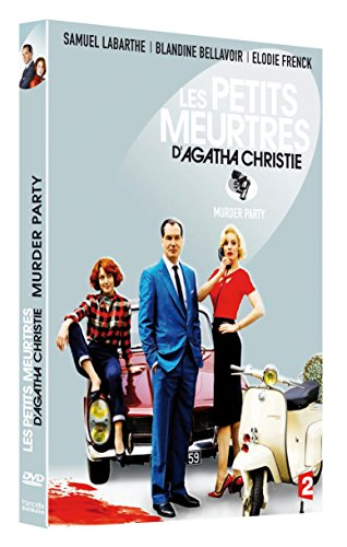 Les PETITS MEURTRES D'AGATHA CHRISTIE : MURDER PARTY de France Télévisions Distribution