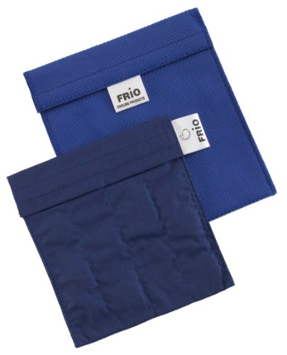 Frio Insulin Travel Wallet Small Blue de Frio