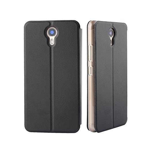 """Ulefone Power 2 Coque Noir Housse Portefeuille Etui Protection pour Ulefone Power 2, en PU Cuir Case Cover"" de Frlife"
