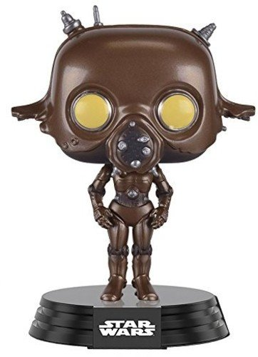 Funko  -  BOBUGT780  - Figurine  de Collection   - Star Wars Ep Vii - Pop - Vinyle- 113 Me-809 Droid de FunKo