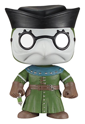 Funko - Bobugt034 - Figurine Cinéma - Assassin's Creed - Pop Bobble Head 24 Plague Docteur ! de FunKo