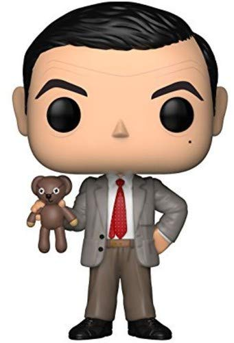 Funko - Mr. Bean Figurine Pop, 24495 de FunKo