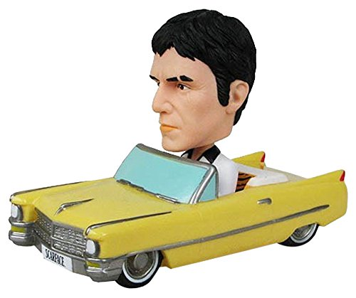 FunKo Fun2097 - Pop - Scarface - Bobble Car Avec Tony Montana de FunKo
