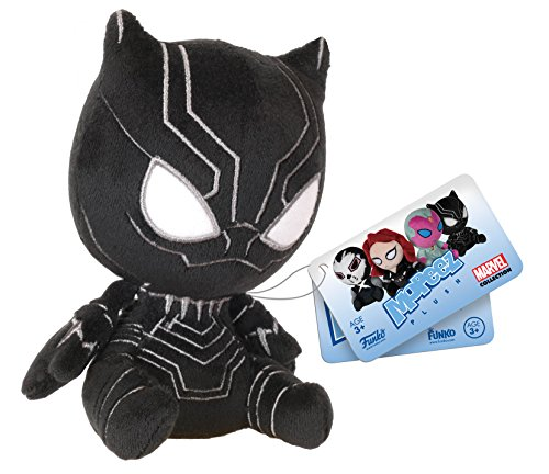 Funko - Peluche Marvel Civil War - Black Panther Mopeez 11cm - 0849803086220 de FunKo