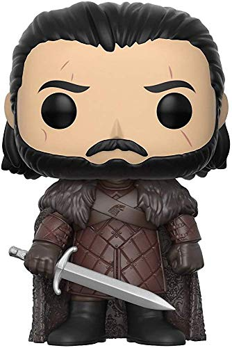 FunKo Pop Vinyl: Game of Thrones: S7 Jon Snow, 12215 de FunKo