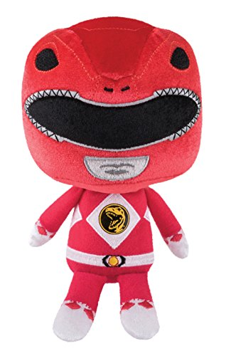 Funko Power Rangers Red Ranger Plush Toy de FunKo