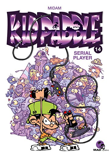Kid Paddle - Tome 14 : Serial Player de Glénat BD
