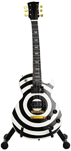 Mini Chitarra Da Collezione Replica in Legno -Black Label Society - Zakk Wylde de MUSIC LEGENDS COLLECTION